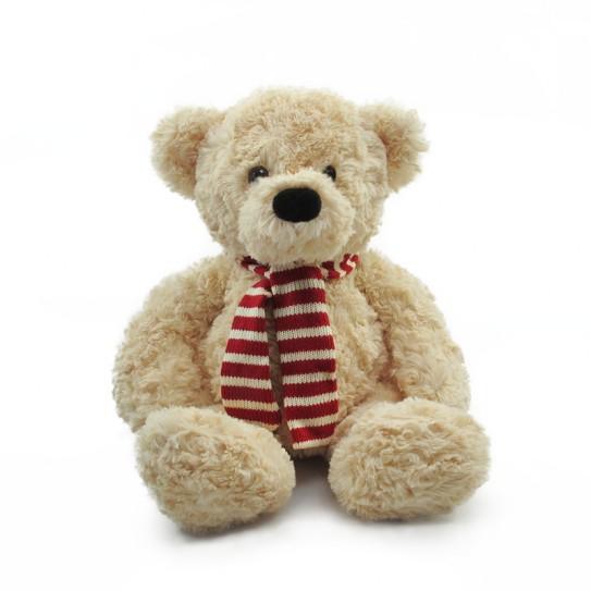 waffle cute teddy bear beige